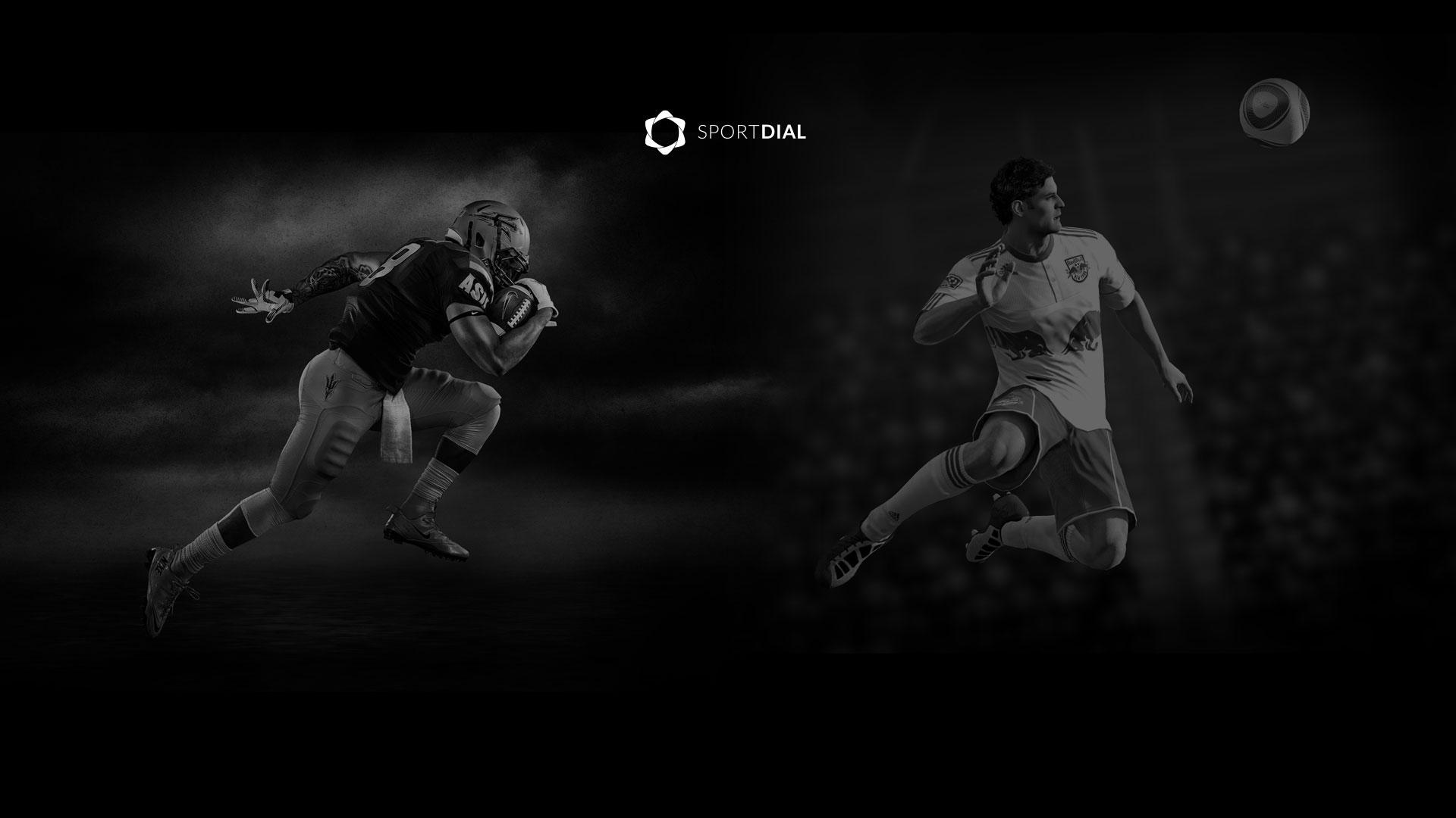 SportDial. Fútbol y Fútbol Americano