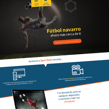 Proyecto Sport Dial